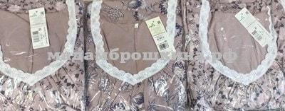 Сорочка ночная Фламинго (фото, вид 2)