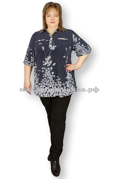 Блуза Аля (фото, вид 2)