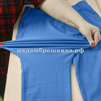 Джеггинсы Гламур (фото, вид 2)