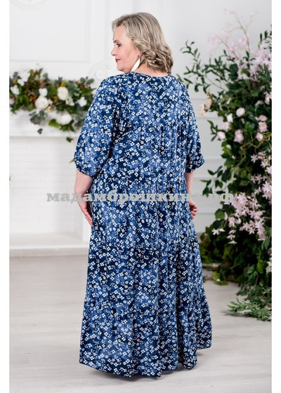 Платье для дома и отдыха Суздаль (фото, вид 1)