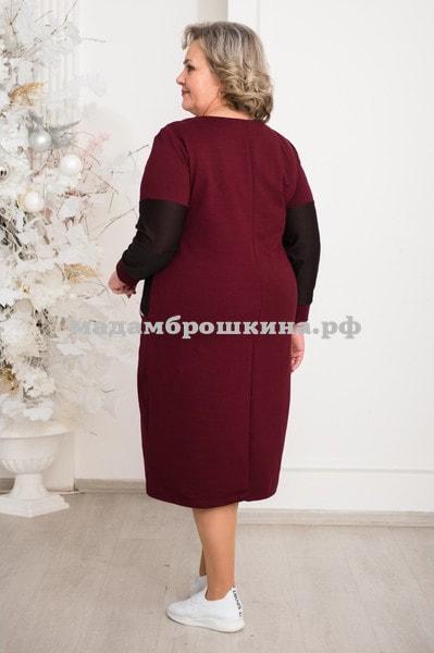 Платье Памели (фото, вид 1)
