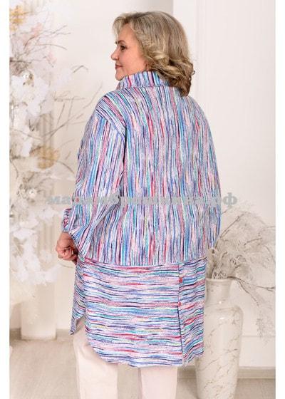 Рубашка Айша макси (фото, вид 1)