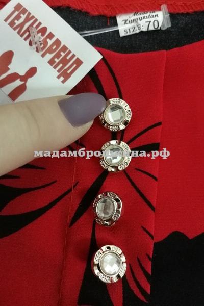 Блуза Мотылек (фото, вид 2)