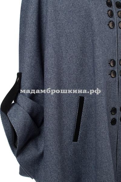 Пальто Кармелита-2 (фото, вид 3)