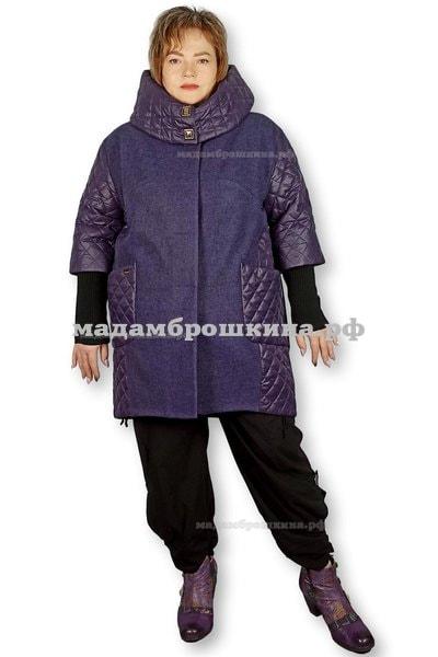 Пальто AMALGAMA (фото, вид 7)