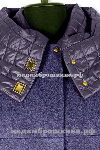 Пальто AMALGAMA (фото, вид 3)
