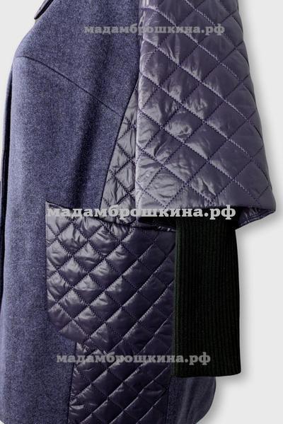 Пальто AMALGAMA (фото, вид 5)