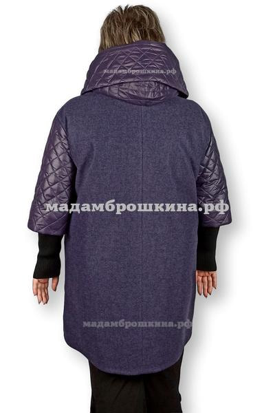 Пальто AMALGAMA (фото, вид 4)