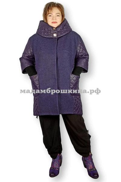 Пальто AMALGAMA (фото, вид 1)