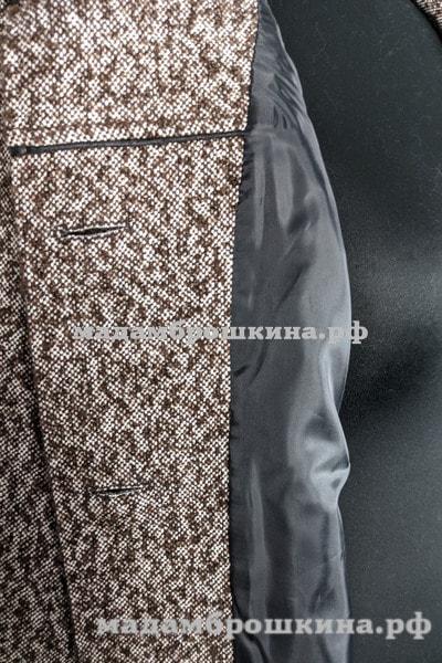 Пальто Барко (фото, вид 5)