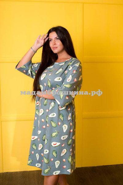 Платье для дома и отдыха Фруктайм-2 (фото, вид 1)