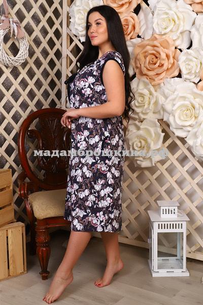 Платье для дома и отдыха Клематис (фото, вид 2)