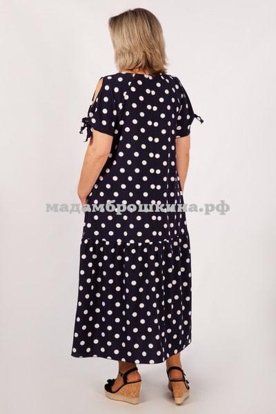 Платье Анфиса (фото, вид 1)