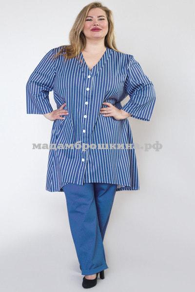Рубашка Елена (фото, вид 2)