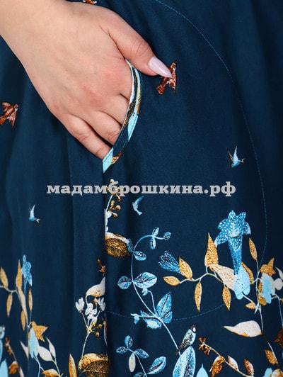 Платье для дома и отдыха Полынь (фото, вид 3)