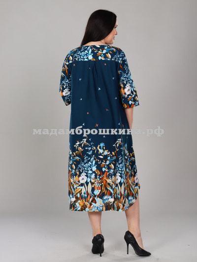 Платье для дома и отдыха Полынь (фото, вид 2)