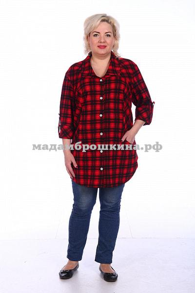 Рубашка Шелли (фото, вид 2)