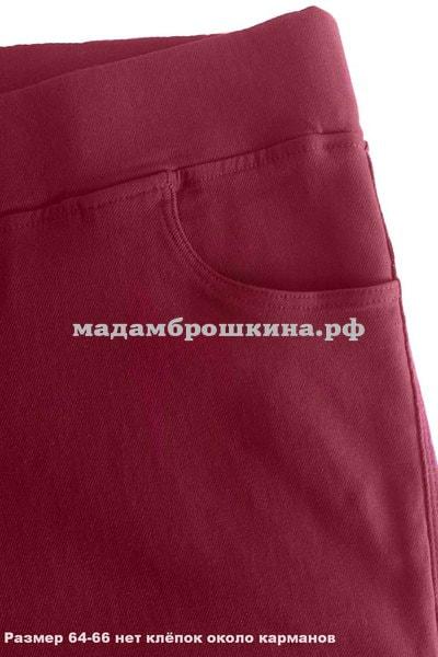 Джеггинсы Гламур (фото, вид 5)