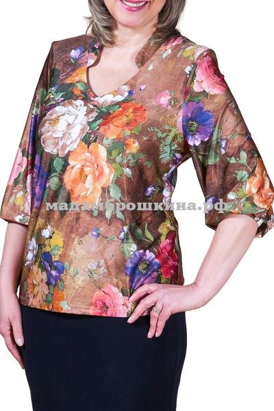 Блуза Ольга (фото, вид 3)
