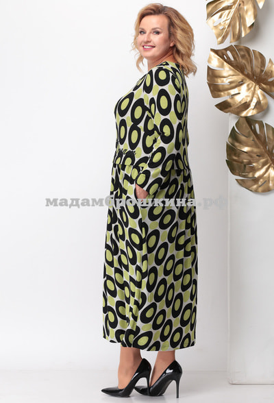 Платье MICHEL CHIC 943 (фото, вид 1)