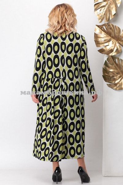 Платье MICHEL CHIC 943 (фото, вид 3)