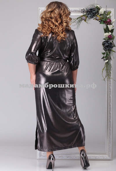 Платье MICHEL CHIC 2030 (фото, спинка (в другом цвете))