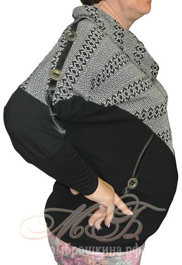 Блуза Сезам (фото, вид 3)