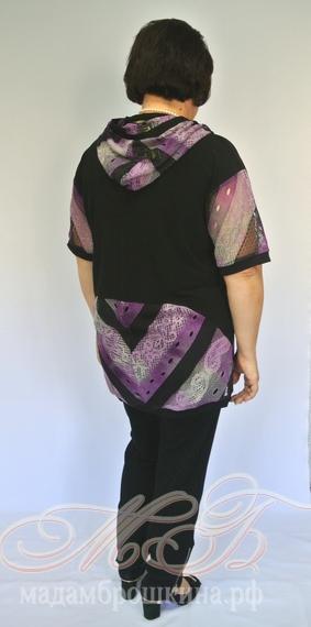 Блуза Виталина (фото, вид 1)