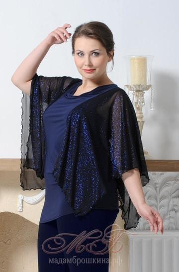 Блуза Колибри Блеск (фото, вид 2)