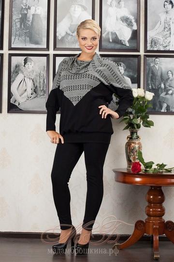 Блуза Сезам (фото, вид 1)