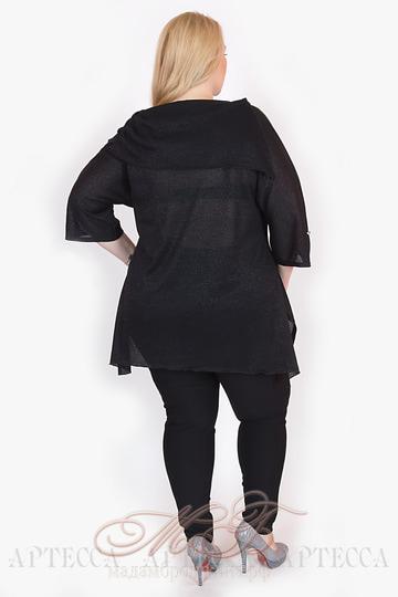 Блуза Альма блеск (фото, вид 2)