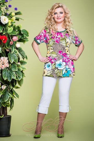Блуза Астра (фото, вид 1)