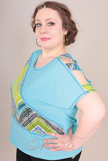 Блуза Салют (фото, вид 1)