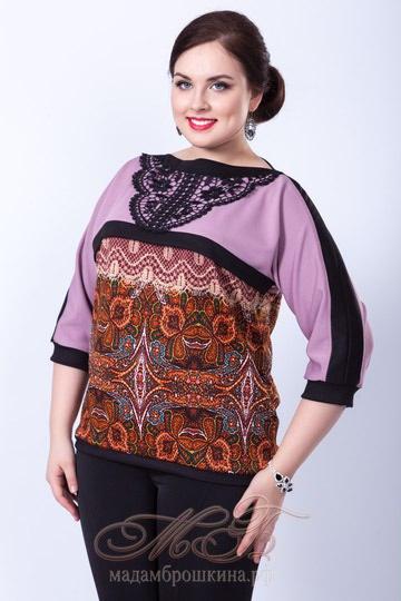 Блуза Инэсса (фото, вид 1)