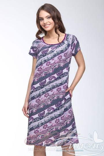 Платье для дома и отдыха Инна (фото, вид 1)