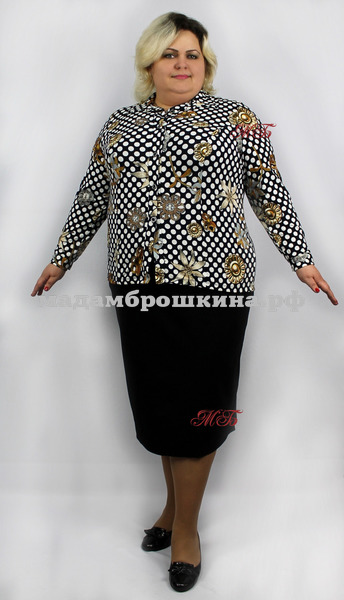 Блуза Надежда (фото, вид 1)