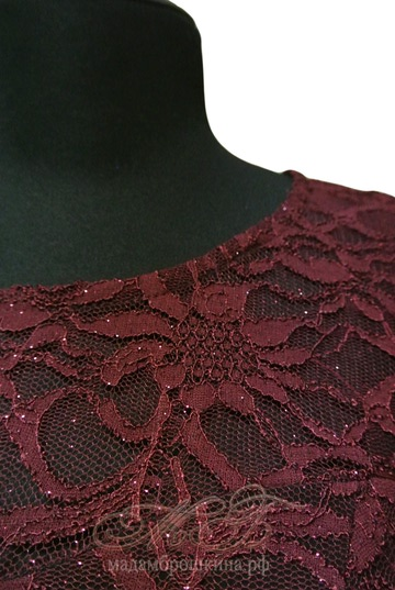 Платье Раймонд (фото, вид 4)