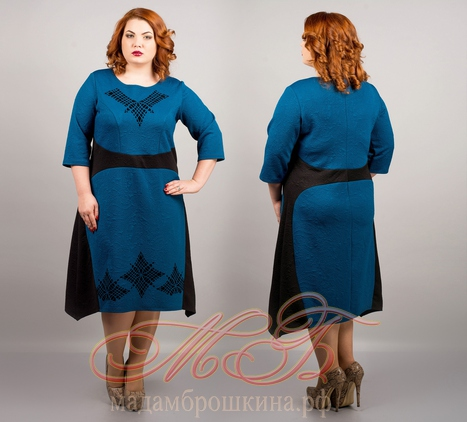 Платье Дора (фото, вид 2)