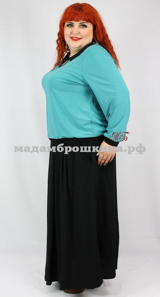 Блуза Капля (фото, вид 1)