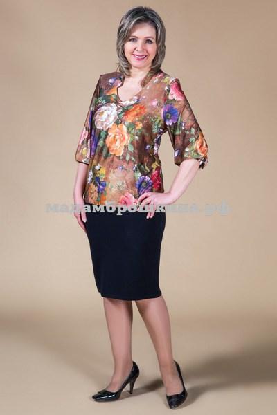 Блуза Ольга (фото, вид 2)