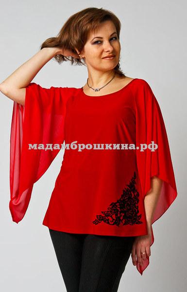 Блуза Яшма (фото, вид 1)