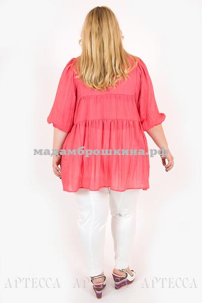 Блуза Нежность (фото, вид 2)