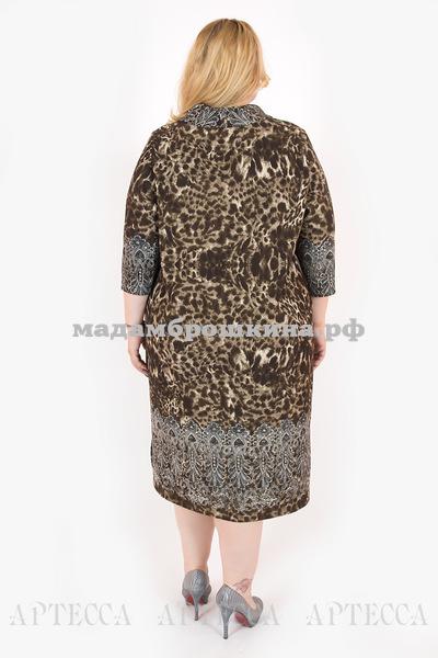 Платье Тирада (фото, вид 2)