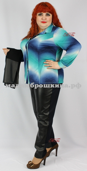 Блуза Тина (фото, вид 2)