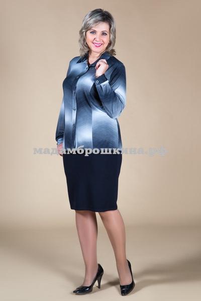 Блуза Тина (фото, вид 1)