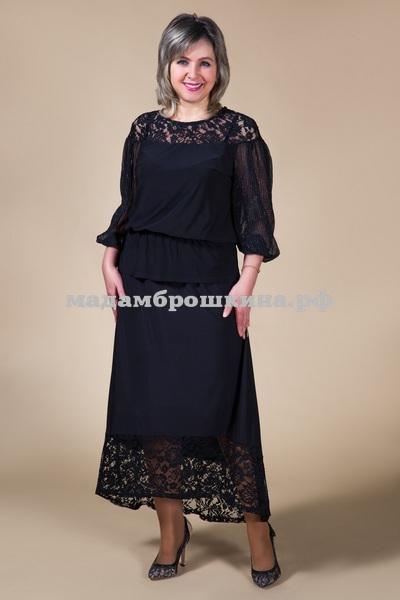 Блуза Кармен (фото, вид 1)