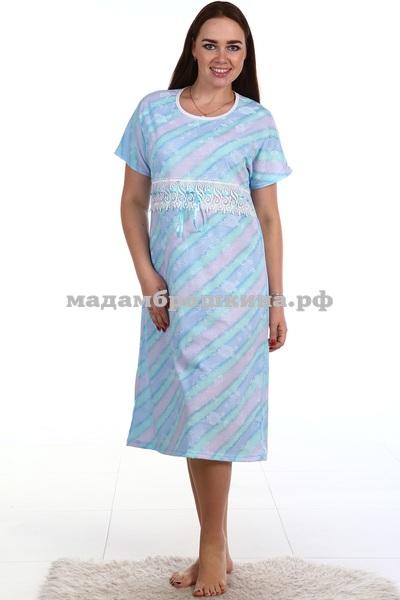 Сорочка ночная Наташа (фото, вид 1)