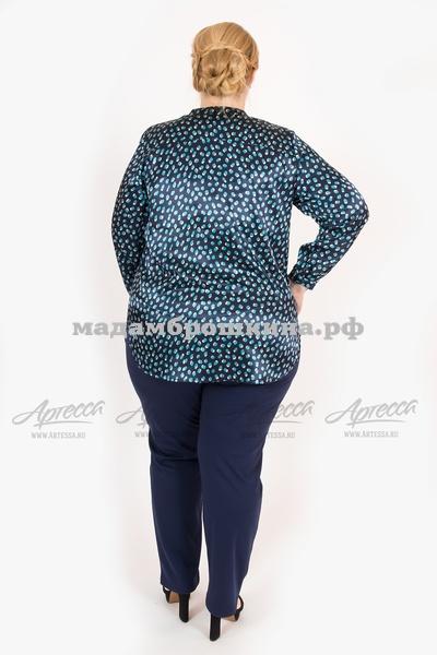 Блуза Монпасье (фото, вид 1)