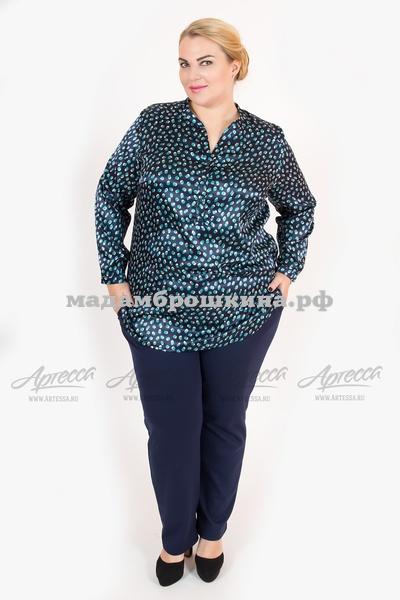 Блуза Монпасье (фото, вид 2)