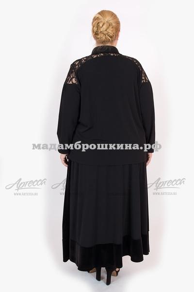 Блуза Карла (фото, вид 2)